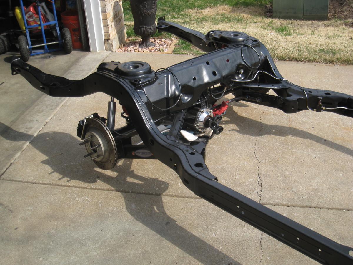 SPOOKY! G-body Frame Mounts - Hot Rod Regal