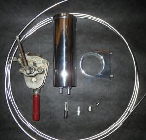 Billet Specialties radiator overflow tank – Overflow lines can Be Cool too!