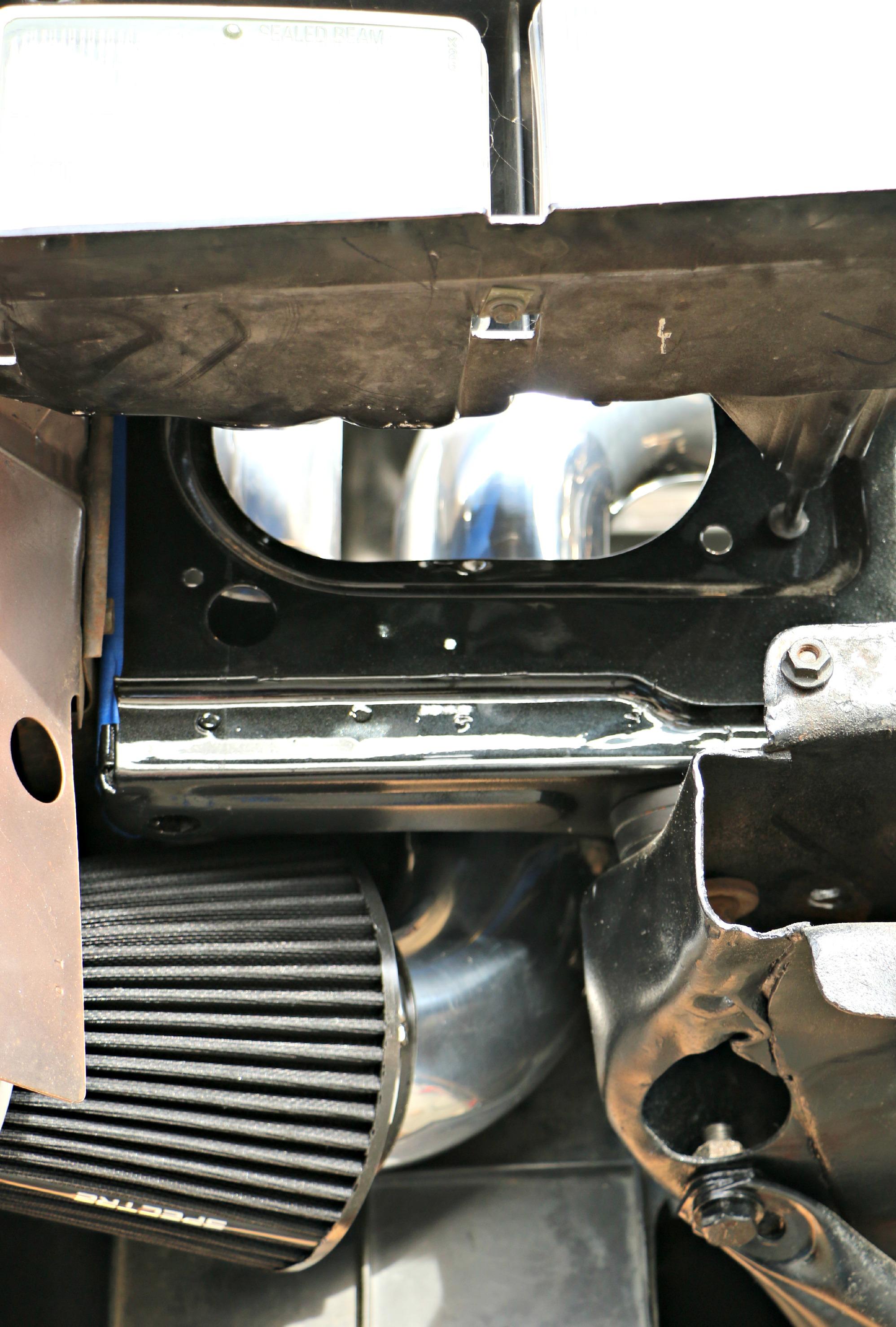 how to make a cold air intake box