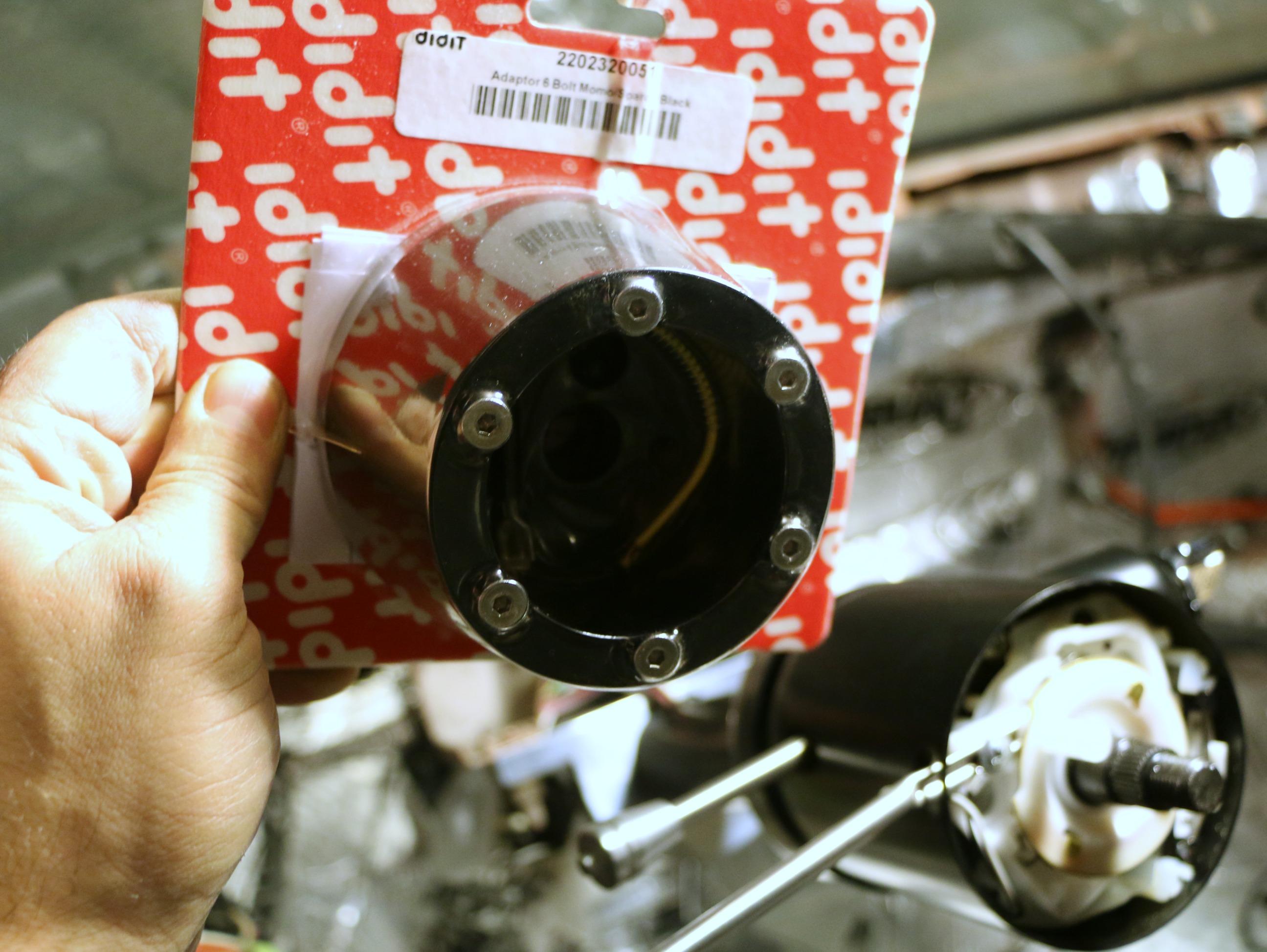 Ididit - A Universal G-body Steering Column - Hot Rod Regal