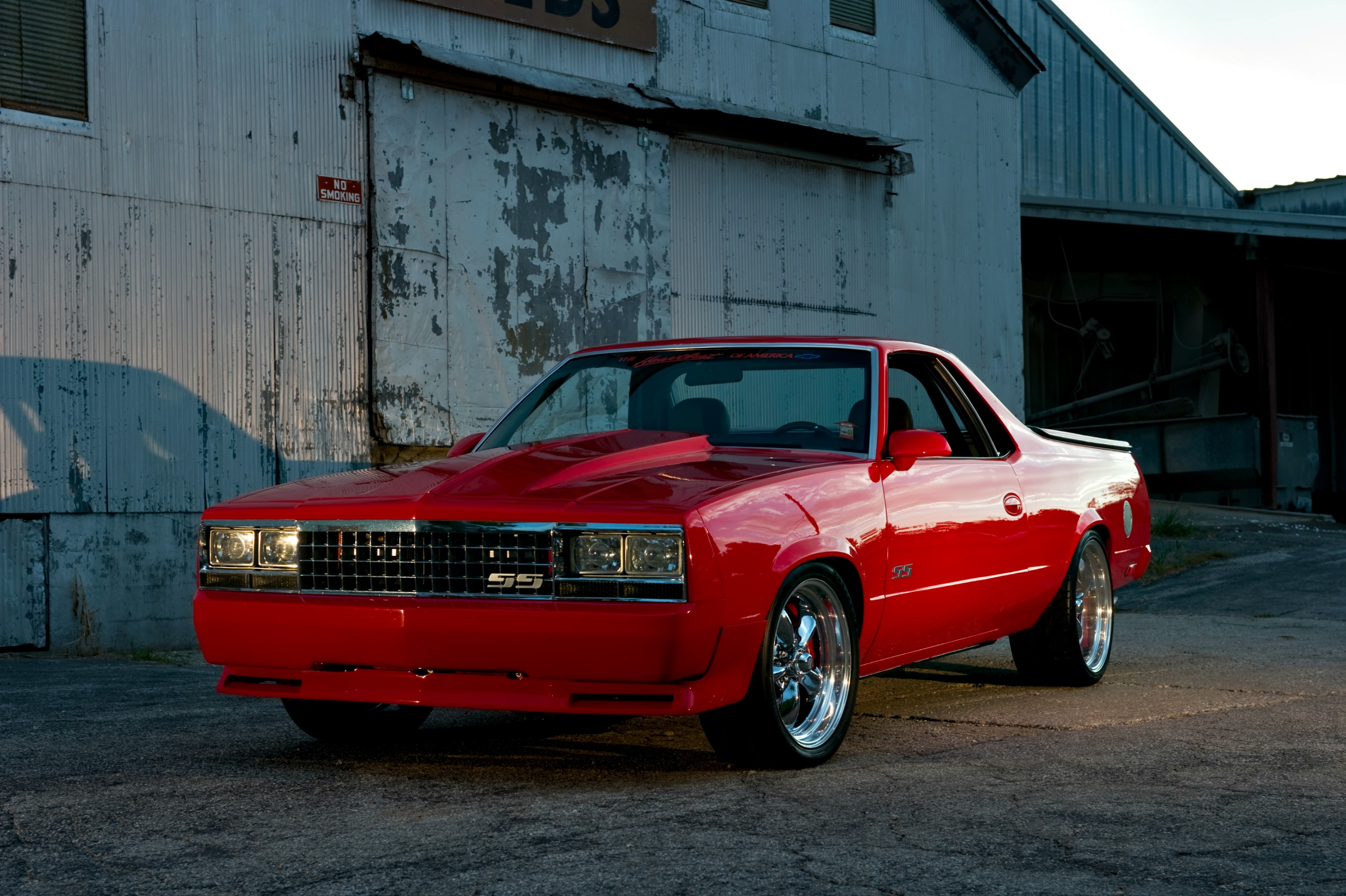 project lsx el camino