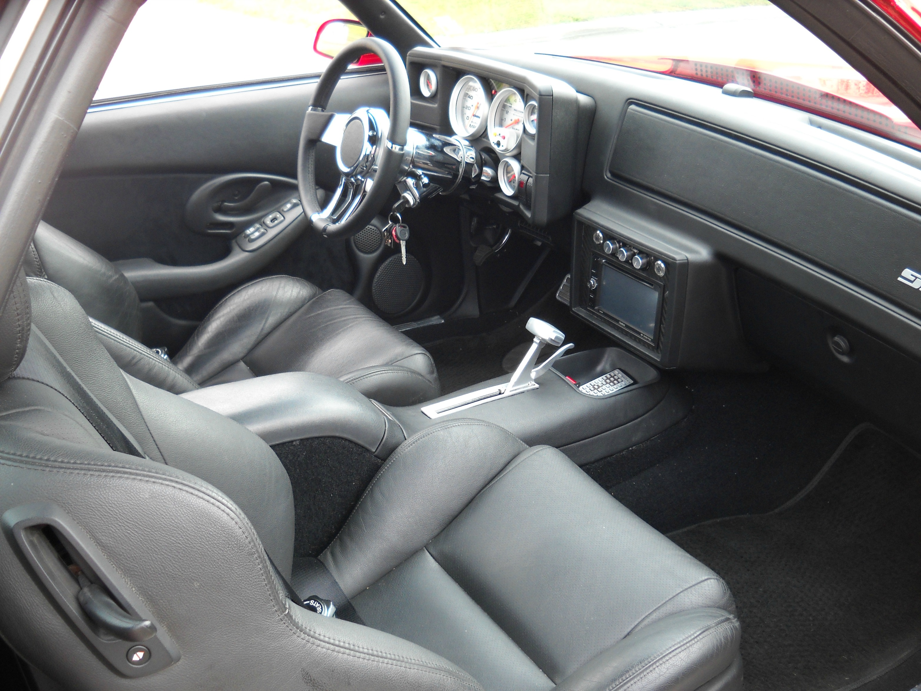 el camino custom interior