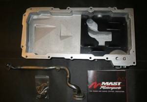 Mast Motorsports oil pan – LSX El Camino motor mount & oil pan (part 2)