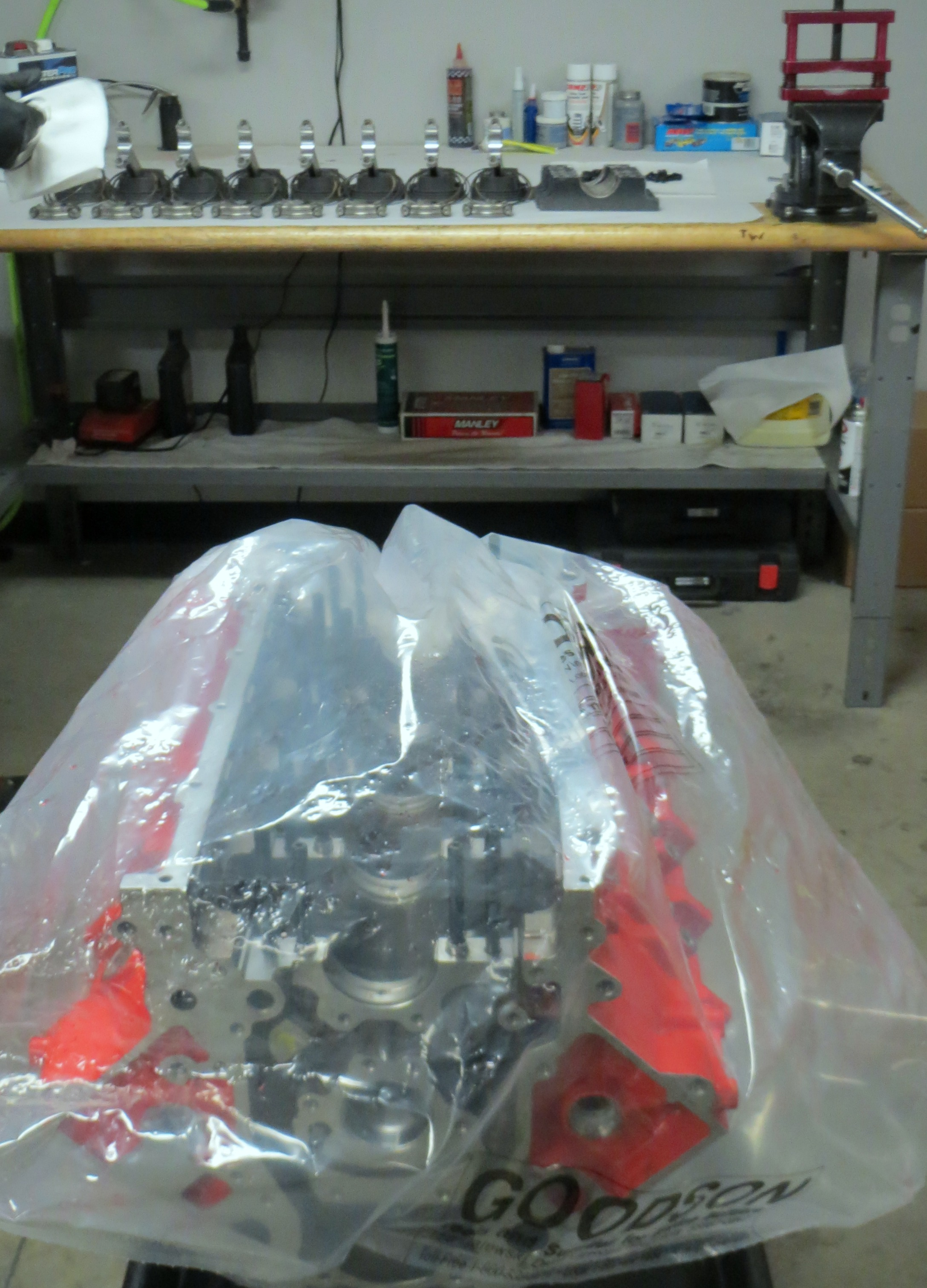 LSX 440 ready to build