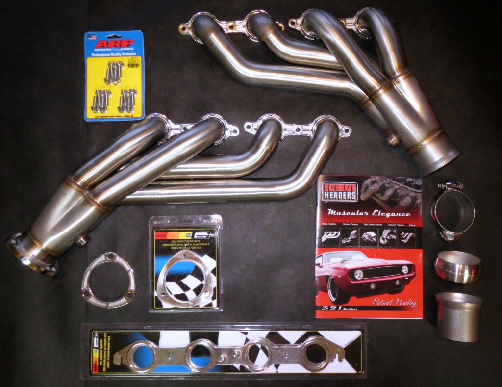 The Ultimate Headers for the G-body LS swap