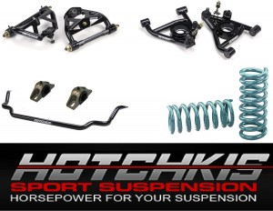 Hotchkis Suspension for the G-body