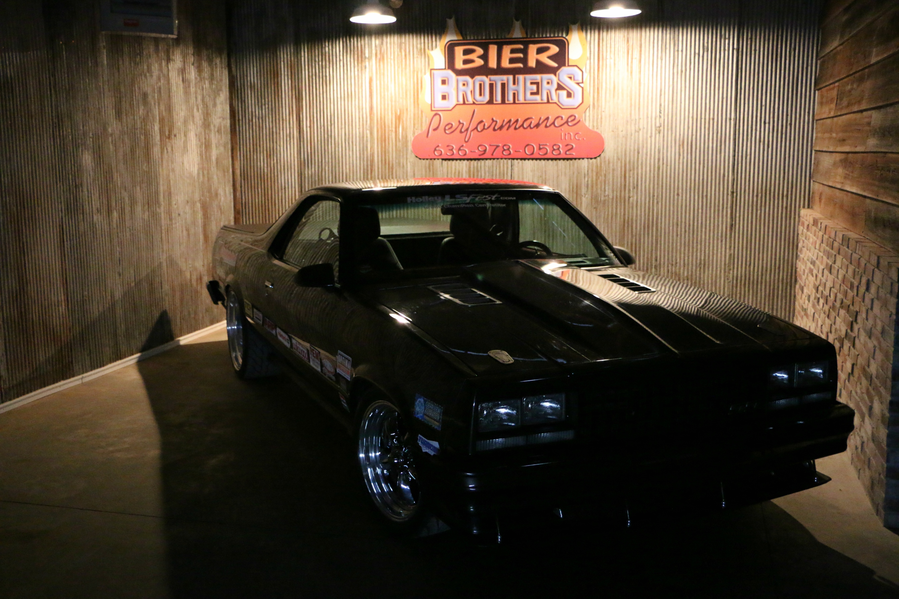 Where have we been? How about building a New shop, New El Camino, and putting the parts through the ringer.