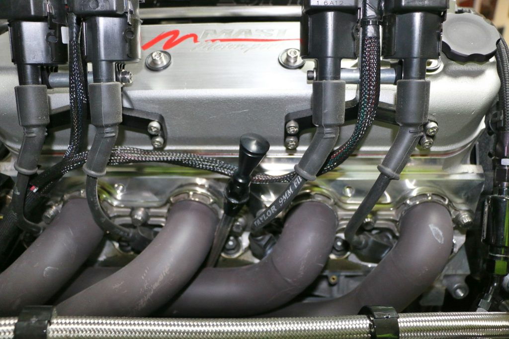 Mast Motorsports LS3 416 with Ultimate Headers